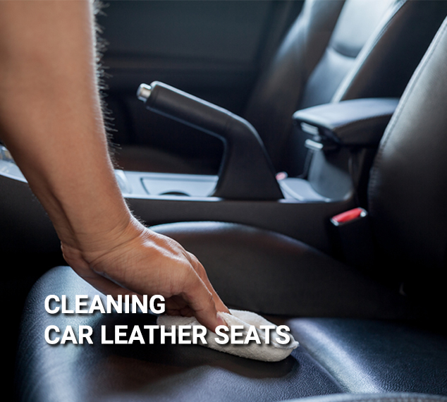 Cleaning Car Leather Seats - Newton Leather