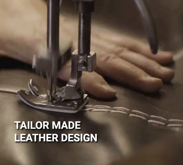 Tailor Made Leather Design - Newton Leather