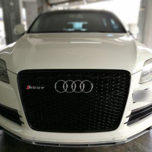 Audi Q7 2010 (Maroon Color)