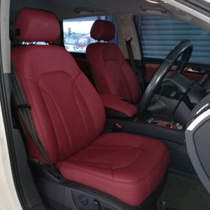 Audi Q7 2010 Leather Seat Covers & Upholstery