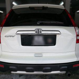 Honda CRV 2007 (Black & Maroon with Diamond Shape)