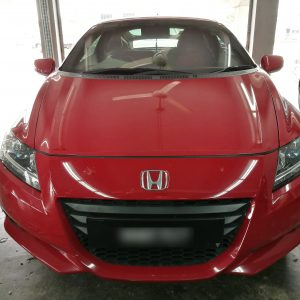 Honda CRZ with Embroidery