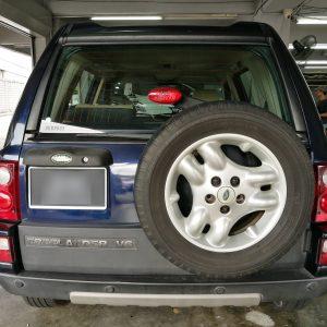 Land Rover Freelander V6 2004