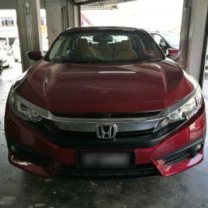 Honda Civic FC 1.5 Turbo