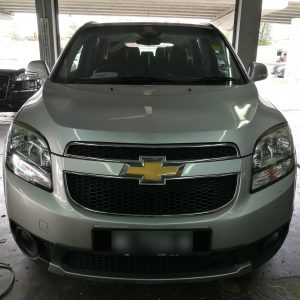 Chevrolet Orlando (Black & Grey)