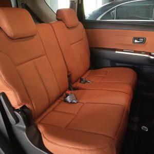 Perodua Alza 2018 (E-Leather Brown)