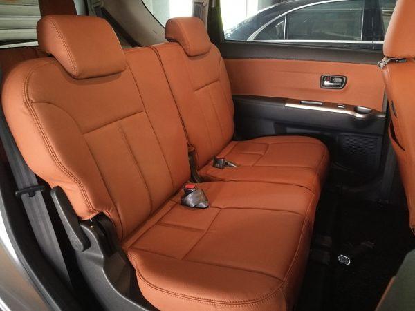 Perodua Alza 2018 Leather Seat Covers & Upholstery
