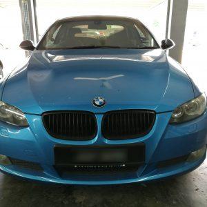 BMW 325i E92 2010