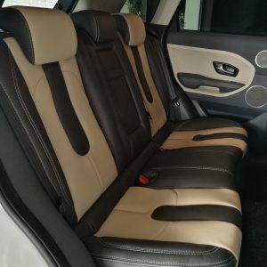 Range Rover Evoque 2011 (Light Beige and Dark Grey)