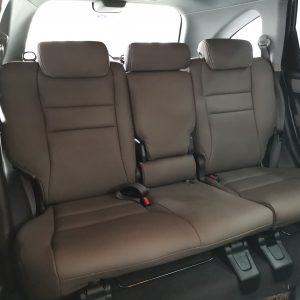 Honda CRV 2012 (Mid Brown Leather)