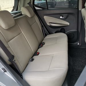 Perodua Axia 1.0SE 2015 (Light Grey)