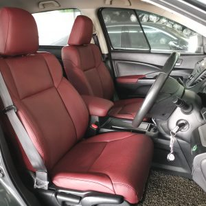 Honda CRV 2013 Leather Seat Covers & Upholstery