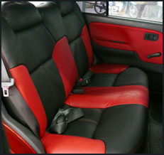 Perodua Kelisa Special Edition