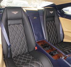 Bentley Continental G7 2006