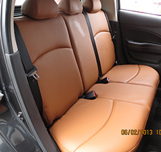 Mitsubishi MIRAGE 2012