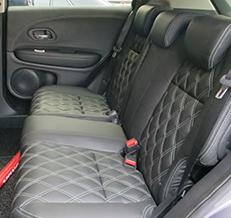 Honda HRV 2015 with Diamond Shape