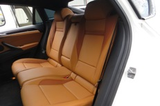 BMW X6 – NAPPA TAN COLOUR