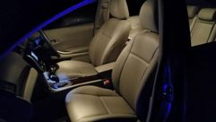 Toyota Premio 1.8 2010 Leather Seat Covers & Upholstery