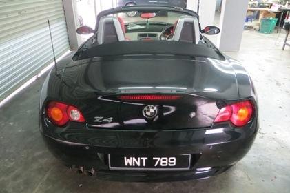 BMW Z4 2009 (SPORT)