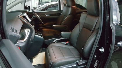 Toyota Vellfire (new) 2015 Leather Seat Covers & Upholstery