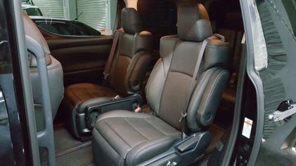 Toyota Vellfire (new) 2015