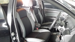 Toyota VIOS 2008 Leather Seat Covers & Upholstery