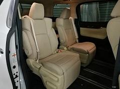 Toyota Alphard 2015 7s Beige