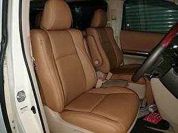 Toyota Alphard 2008 7 Seater