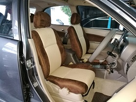 Toyota Rush Leather Seat Covers & Upholstery