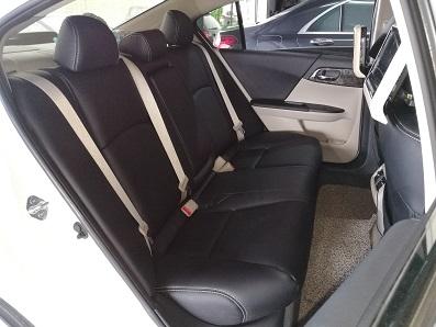 Honda Accord 2013 (E-Leather Black)