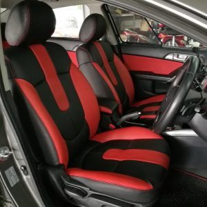 Kia Forte Leather Seat Covers & Upholstery