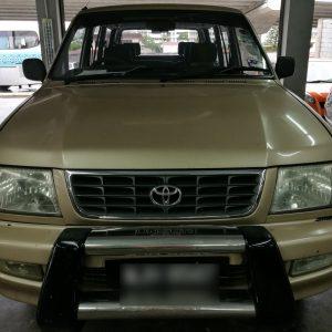 Toyota Unser.