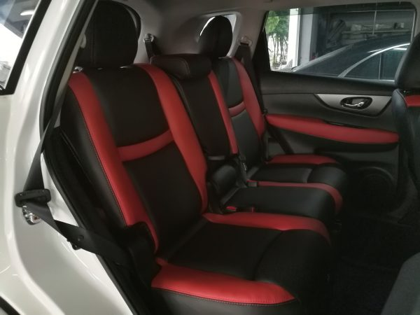 Nissan X-Trail 2013 Leather Seat Covers & Upholstery
