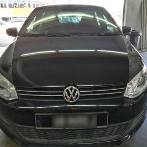 Volkswagen Polo TSI 2014