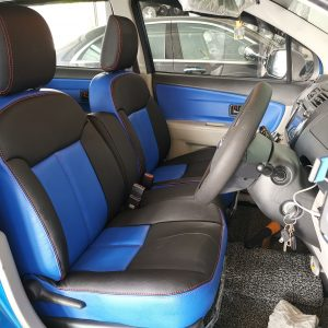 Perodua Alza(A) 2018 Leather Seat Covers & Upholstery
