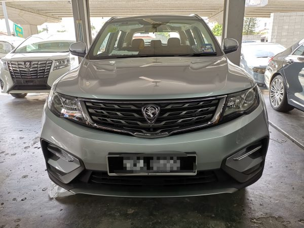 Proton X70 Standard 2WD 2019 Leather Seat Covers & Upholstery