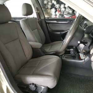 Honda Civic 1996 Leather Seat Covers & Upholstery