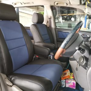Toyota Alphard 8s 2004 Leather Seat Covers & Upholstery