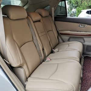 Toyota Lexus RX300 2004 Leather Seat Covers & Upholstery