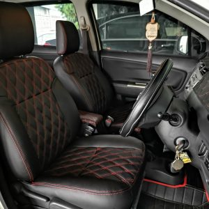 Perodua Alza (Manual) 2003 Leather Seat Covers & Upholstery