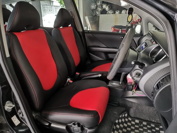 Honda Jazz 2003 Leather Seat Covers & Upholstery