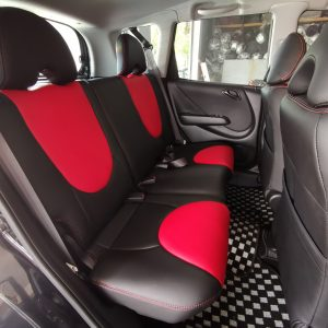 Honda Jazz 2003 ( Black & Red )