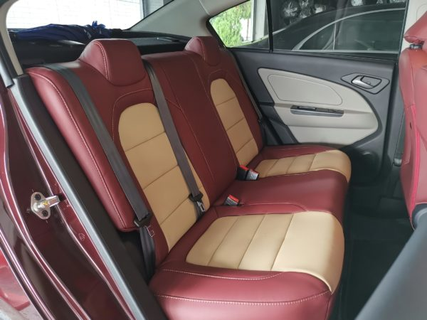 Proton Persona 2019 Leather Seat Covers & Upholstery