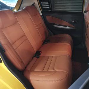 Perodua Myvi Extreme 1.5 2012 (E-Nappa Brown)