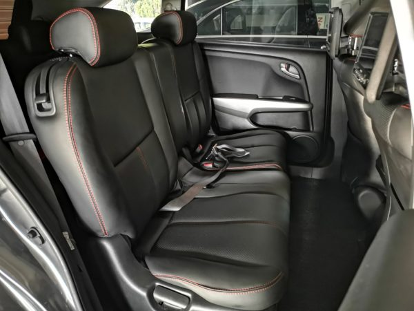 Honda Stream RSZ 2013 Leather Seat Covers & Upholstery