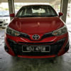 Toyota Yaris 1.5cc G Spec 2019 Leather Seat Covers & Upholstery