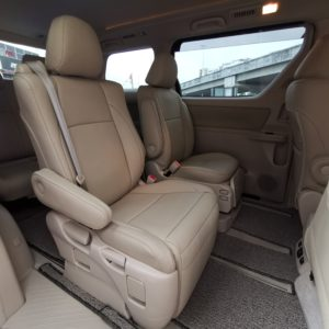 Toyota Alphard 2014 (OKU Seat)
