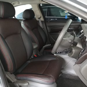 Chevrolet Cruze 2010 Leather Seat Covers & Upholstery