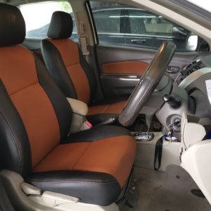 Toyota Vios 2012 Leather Seat Covers & Upholstery