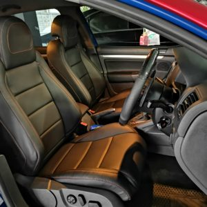 Volkswagen Golf GTI 2.0 2007 Leather Seat Covers & Upholstery